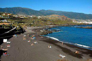 Пляжи Ла Пальма
