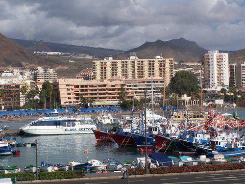 Туры в Испанию на юге Тенерифе курорт Лос Кристианос