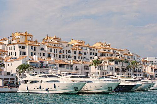 Пляжные туры в Испанию в июне в Марбелью