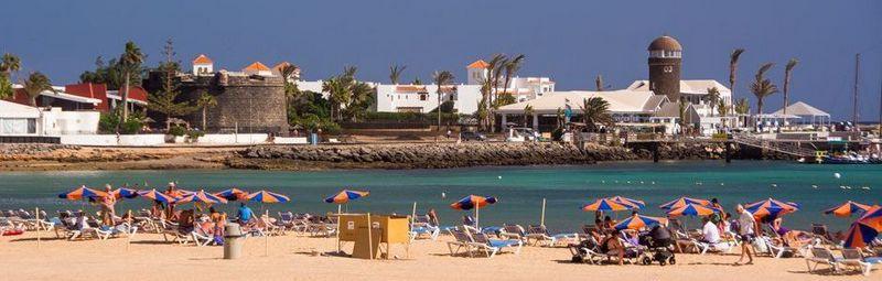 Тур в Испанию отдых на Канарских островах Фуертевентура