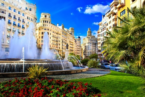 Туры в Андалусию на 11 дней по Испании Малага Мадрид Барселона Валенсия