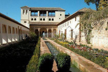 Тур в Малагу Альгамбра Гранада