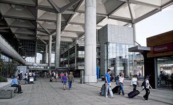 Малага Аэропорт