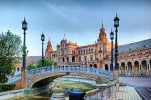 Малага Испания туры экскурсия по Севилье