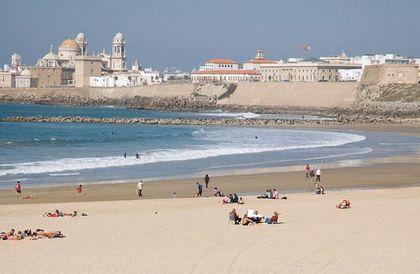 Пляж Кадиса