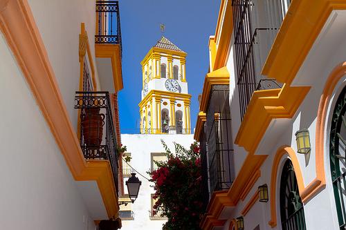 Тур отдых на море в Испании Марбелья отель 3*