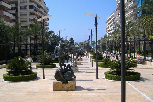 Туры в Испанию Марбелья