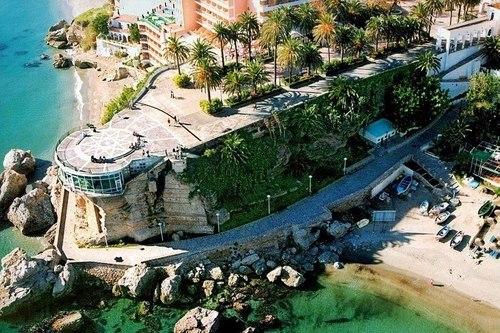 Туры в Нерху с пляжным отдыхом в Испании Нерха отель 3*