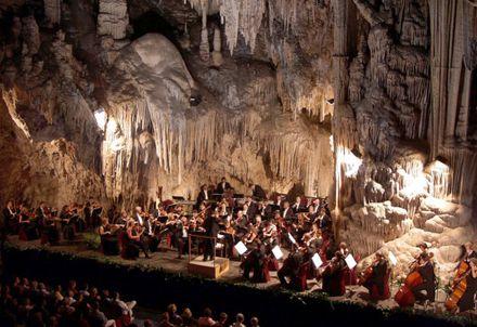 Пещера Нерха музыкальный фестиваль