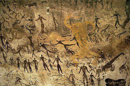 Пещера Нерха наскальные рисунки