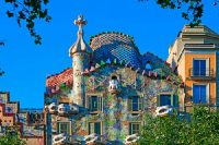 Тур по Испании Барселона Андалусия Мадрид