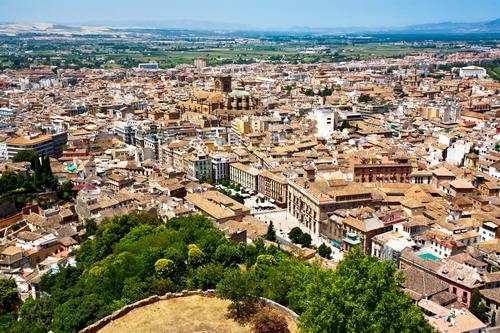 Экскурсионные туры в Андалусию на 11 дней по Испании Барселона Андалусия Мадрид