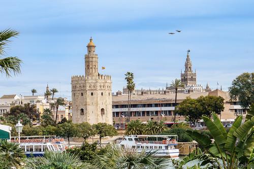 Севилья экскурсия в Севилью