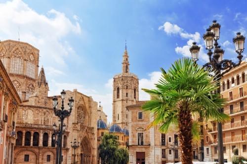 Экскурсионный тур в Испанию Мадрид Барселона
