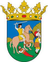 Герб Велес Малага Испания Коста дель Соль
