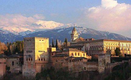 Автомобильные экскурсионные туры в Андалусию Испанию