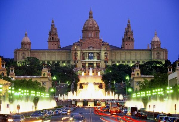 Тур в Испанию Барселона Валенсия Андалусия Мадрид