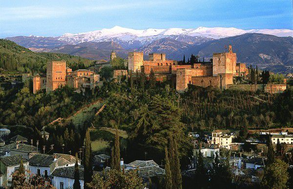 Малага Испания туры экскурсия по Гранаде