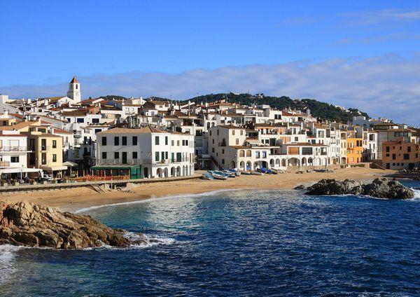 Тур в Испанию Каталония