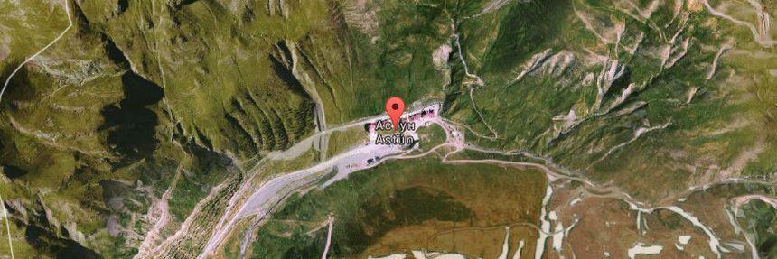 Горнолыжный курорт Астун Испания