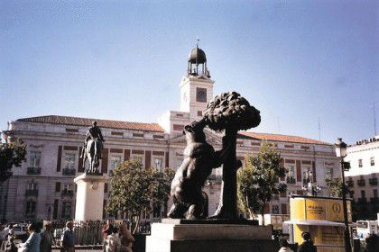 Мадрид Площадь Испании