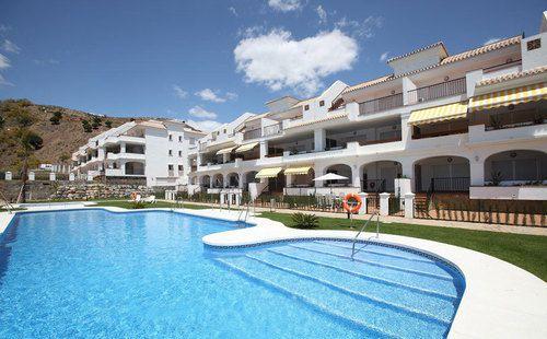 Тур в Испанию с отдыхом на море Ринкон де ла Виктория апартаменты