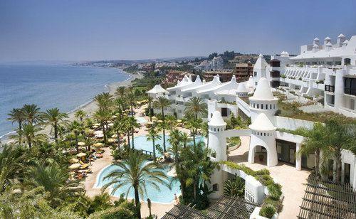 Тур пляжный отдых в Испании Эстепона отель 4*