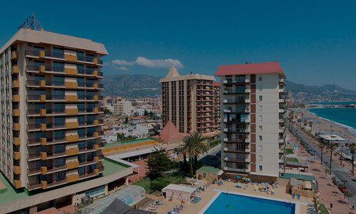 Тур пляжный отдых в Испании Фуэнхирола отель 4*