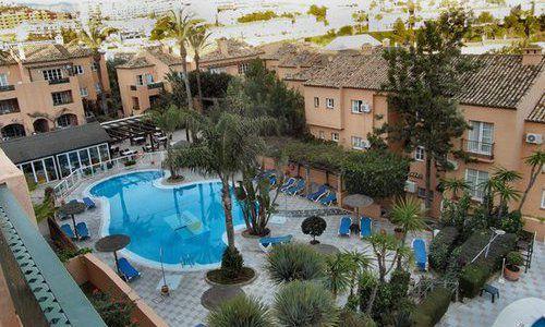 Тур отдых на море Испания Михас отель 3*