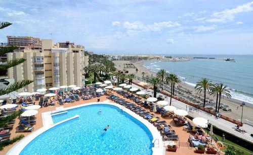 Тур пляжный отдых Испания Бенальмадена отель 3