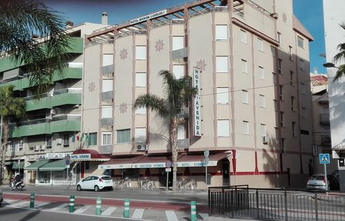 Тур Испания море Велес-Малага отели