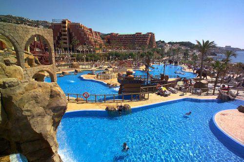 Тур Испания отдых на море Бенальмадена отель 4*