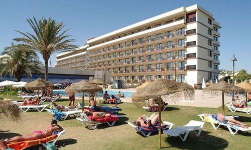 Тур пляжный отдых в Испании Михас отель 4*
