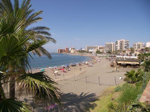 Тур с отдыхом в Испании Бенальмадена апартаменты