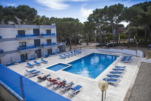 Тур в Испанию на Коста Брава Плайя де Аро апартаменты
