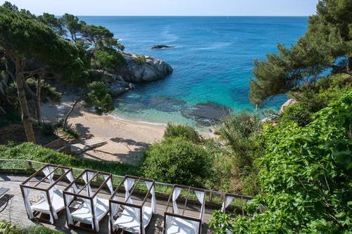 Тур в Испанию на Коста Брава Плайя де Аро отдых в отелях