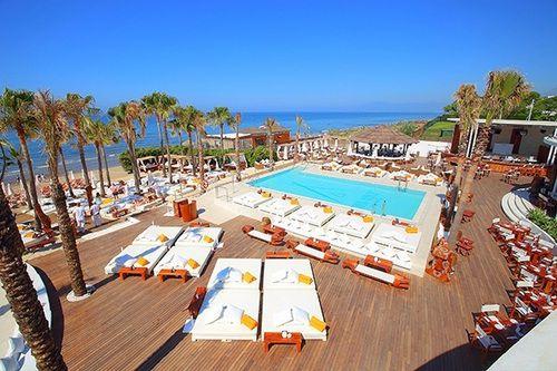 Туры в Марбелью в Испанию с пляжным отдыхом в Марбелье