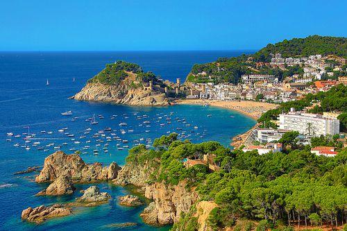 Тур в Испанию на Коста Брава Ллорет де Мар отдых в отелях