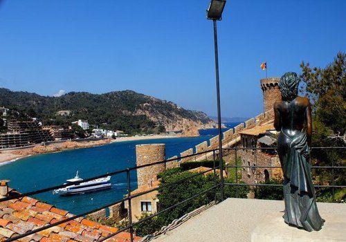 Тур в Испанию на Коста Брава Тосса де Мар отели 4*