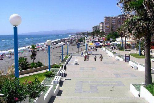 Тур пляжный отдых в Испании Торрокс виллы Коста дель Соль