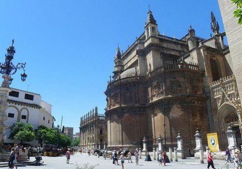 Экскурсионный тур в Испанию Севилья Андалусия из Мадрида