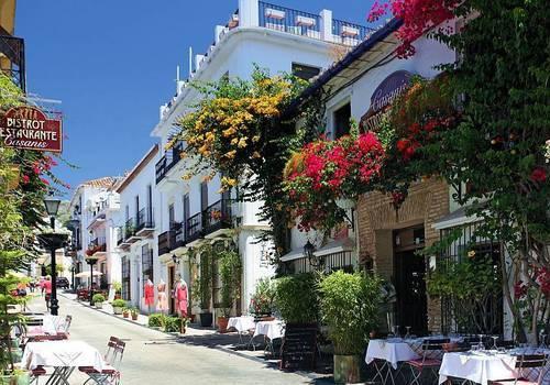 Тур пляжный отдых в Испании Марбелья