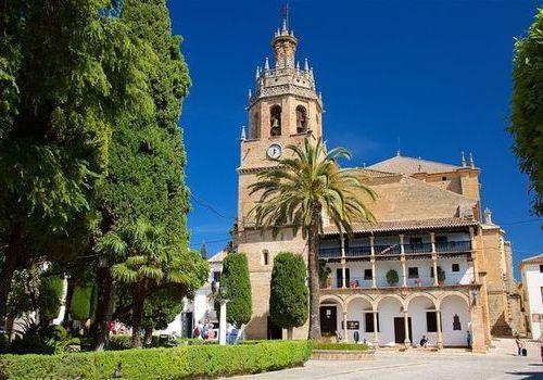 Экскурсионный тур по Андалусии