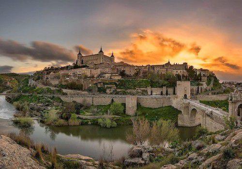 Туры в Испанию Мадрид Андалусия из Москвы