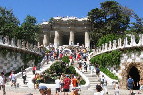 Тур по Испании Малага Мадрид Барселона Валенсия
