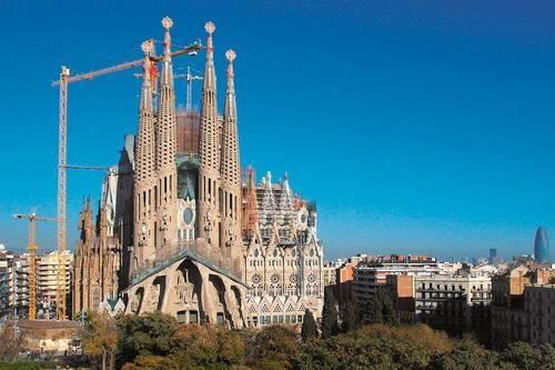 Экскурсионный тур в Испанию Малага Барселона Мадрид Валенсия