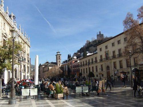Андалусия Испания тур