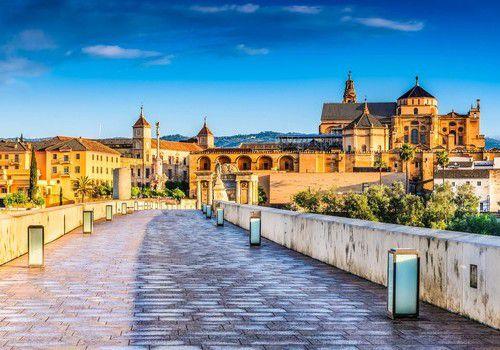 Экскурсионный тур по югу Испании