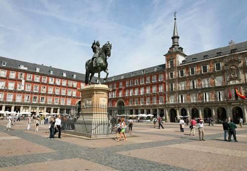 Тур Мадрид