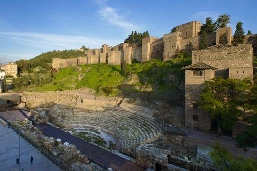 Экскурсионные туры в Андалусию